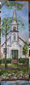 Church at Children's Harbor
